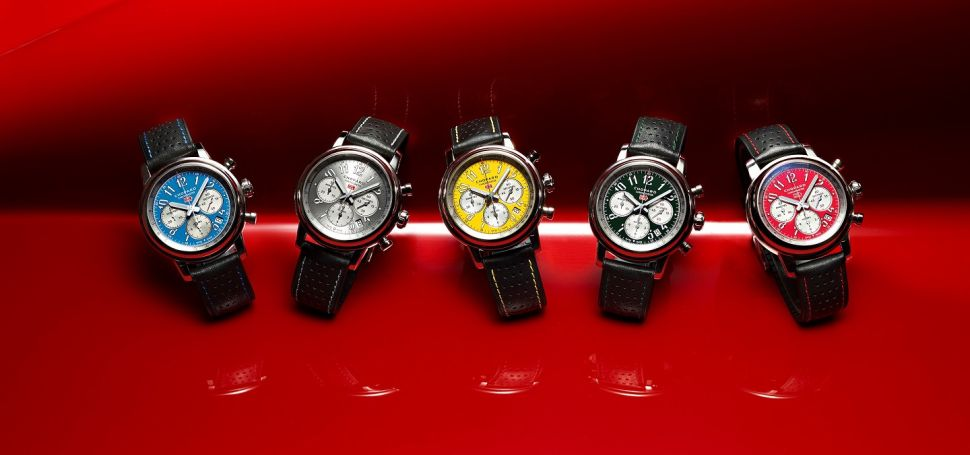 Chopard - Mille Miglia 'Racing Colours'